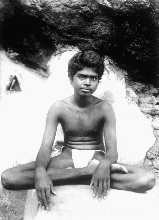 Шри Рамана Махарши, 21 год
