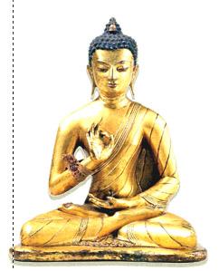Будда Гаутама Шакьямуни
